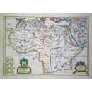 Africae Antiquae et quarundam Europae, Asiaeque....