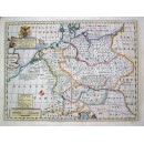 A New Map of Ancient Germany