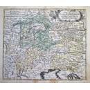 Tabula Geographica Circulorum Austriaci et Bavarici