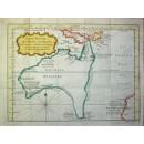 Carte Reduite des Terres Australes