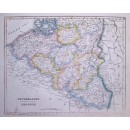 Netherlands Southern Portion Belgium