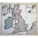 Tabula Geograph: Magnae Britanniae