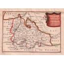Carte du Duche de Cambray