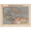 Insularum Cubae, Hispaniolae, Yucatanae