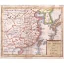 Mappa Geogr Imp Chinensis