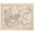 Geogr. Charta ofwer Dannemark