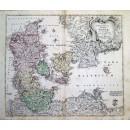 Tabula Geographica Regni Daniae