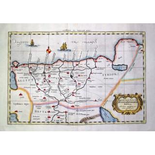 Appendix Tab.III. Africae Aegyptum Inferiorem