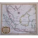Carte des Isles de Java Sumatra Borneo