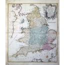 Tabula geographica Angliae et Walliae