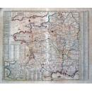 Carte Geographique De France