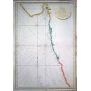 Carte des Cotes de Guzerat, De Concan et De Conara