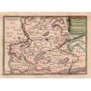 Carte du Comte de Haynaut