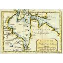 Karte von der Hudsons Bay