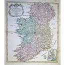 Mappa Geographica Regni Hiberniae