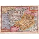 Montgomeri et Merionidh Shires