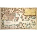 Plan du Port et de la Ville de Nangasaki