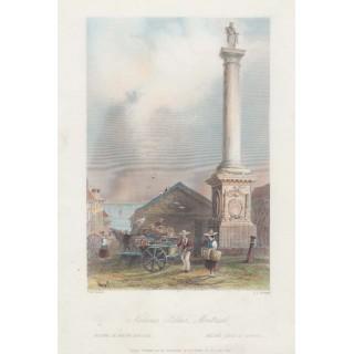 Nelson's Pillar, Montreal