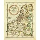 Les XVII Provinces des Pays-Bas