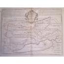 Carte de la Souverenete de Neuchatel...