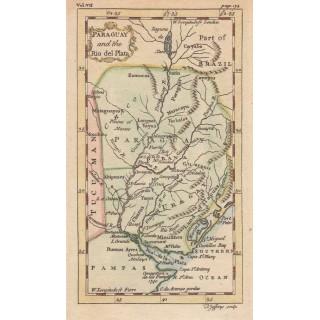 Paraguay and the Rio del Plata