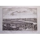 A General View of Paris, the Capital of France