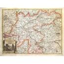 Carte du Gouvernement de L'Isle de France