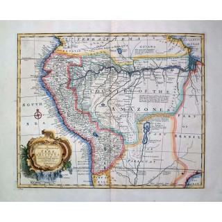 A New & Accurate Map of Peru
