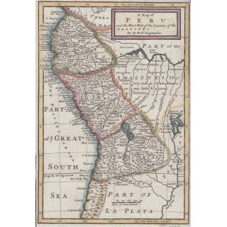 A Map of Peru