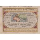 Descriptio Orbis Ptolomaica