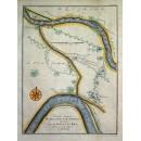 Doorvaart bij Panderen Getrokken Van de Waal in den Rijn