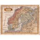 Dania Svecia et Norvegia