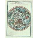 Planisphere des Constellations Meridion