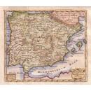 A New Map of Hispania and Portugallia