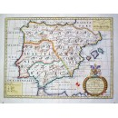 A New Map of Iberia Europaea