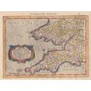 Cornubia, Devonia, Somersetus....