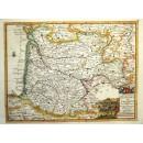 Carte du Gouvernement de Guyenne et Gascogne