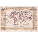 Carta Hydrographica oder Algemeine Welt