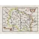Carte du Quercy