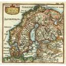 Dania, Suecia et Norvegia