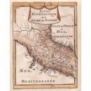 Estat Ecclesiastique et Duche de Toscane